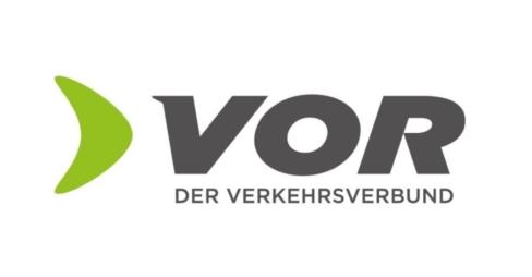 VOR - Verkehrsverbund Ost Logo