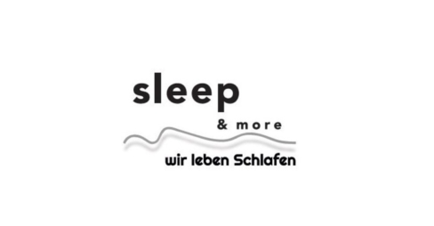 Sleep and More Logo