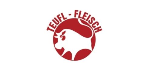 Teufl Fleisch Logo