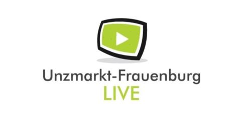 Unzmarkt-Frauenburg Live Logo