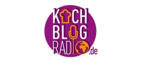 Kochblogradio Logo