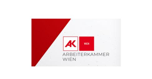 Arbeiterkammer Wien  Logo