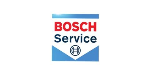Bosh Car Service Logo